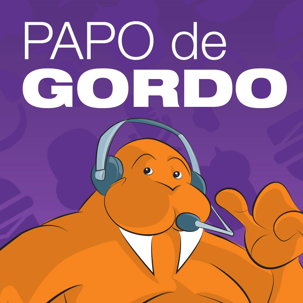 "Como assinar o Papo de Gordo no aplicativo ""Podcasts"""