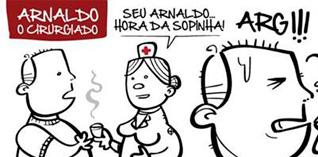 Arnaldo, o cirurgiado – 001