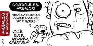 Arnaldo, o cirurgiado – 002