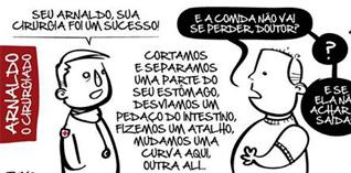 Arnaldo, o cirurgiado – 004