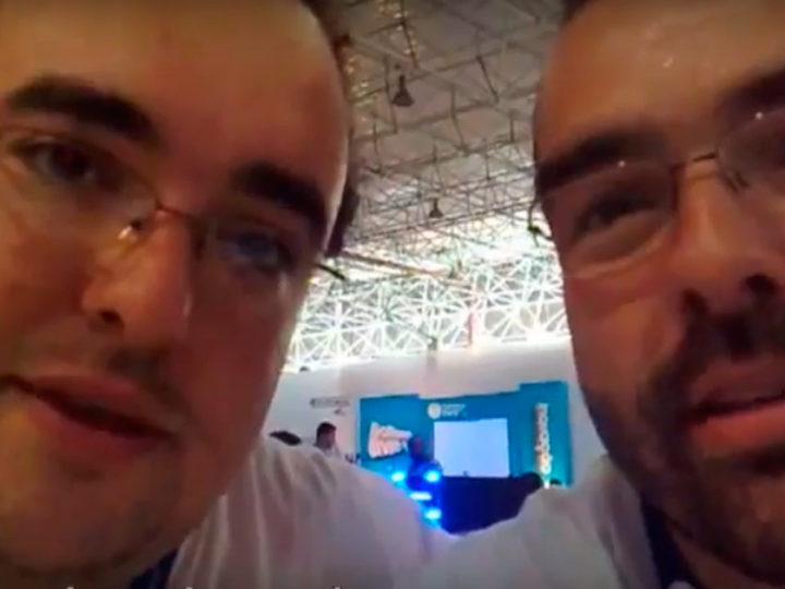 Papo de Gordo na Campus Party 2010 – dia 1