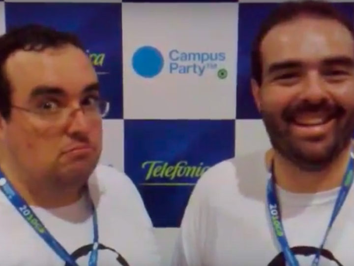 Papo de Gordo na Campus Party 2010 – dia 3