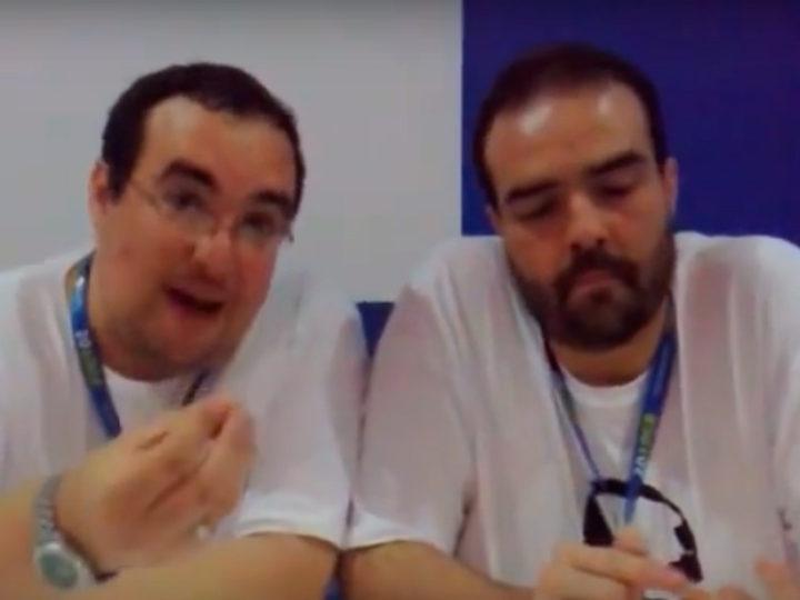 Papo de Gordo na Campus Party 2010 – erros de gravação