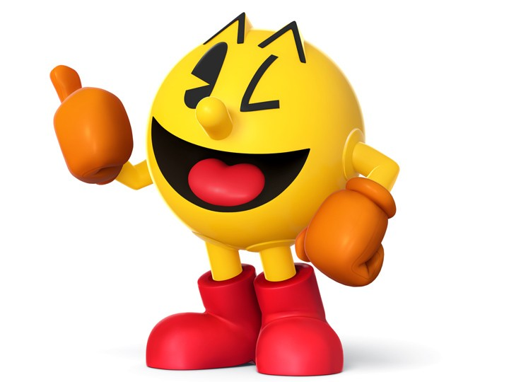 35 anos do Pac-Man