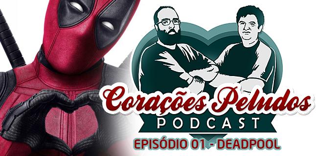 Corações Peludos 01 – Deadpool