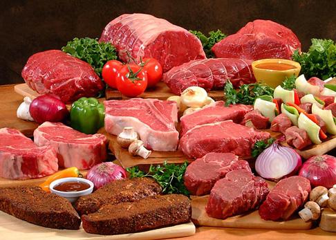 Comidas permitidas na Dieta Paleo