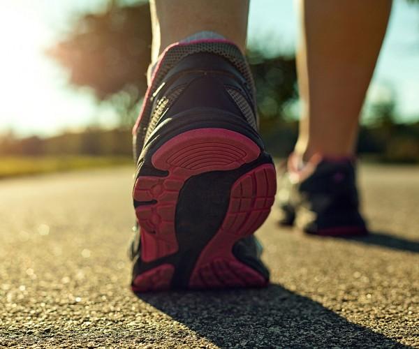 Caminhada - duelo de passos