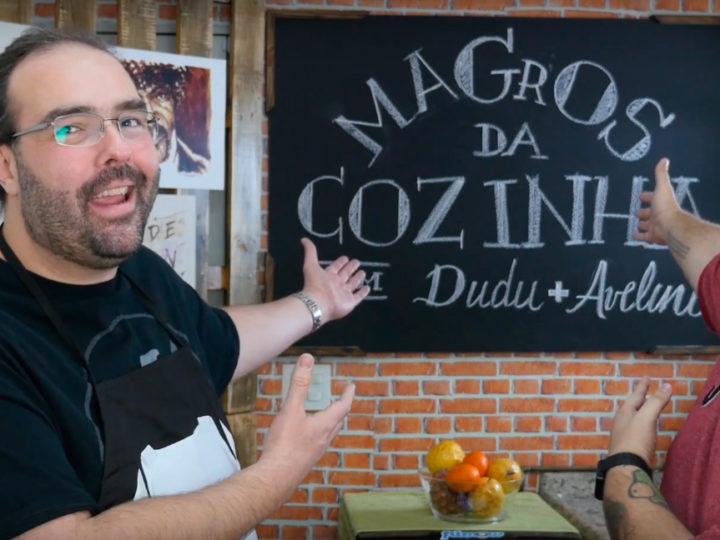 MAGrOS da COZINHA 01 – Narcos com Pipoca