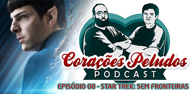 Corações Peludos 08 – Star Trek: Sem Fronteiras
