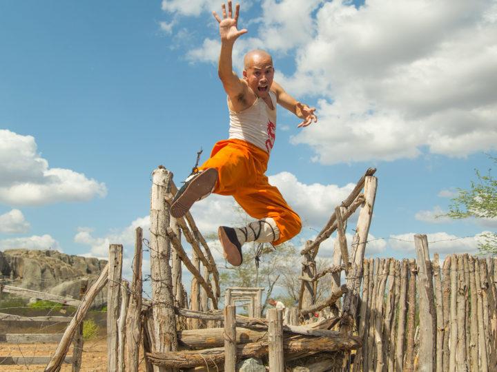 Review no Volante 10 – O Shaolin do Sertão