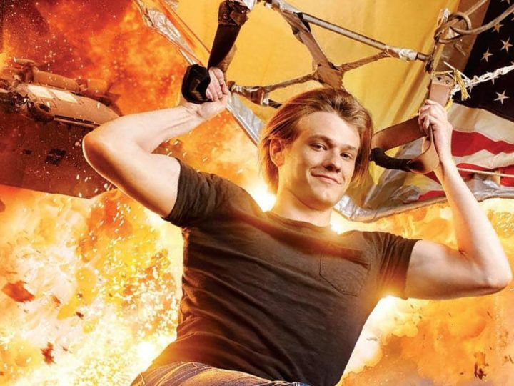 Review no Volante 08 – MacGyver