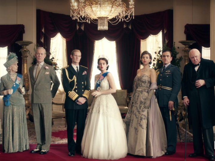 Review no Volante 13 – The Crown (série do Netflix)