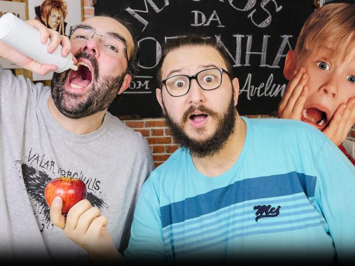 MAGrOS DA COZINHA 04 – Banana Split de Esqueceram de Mim