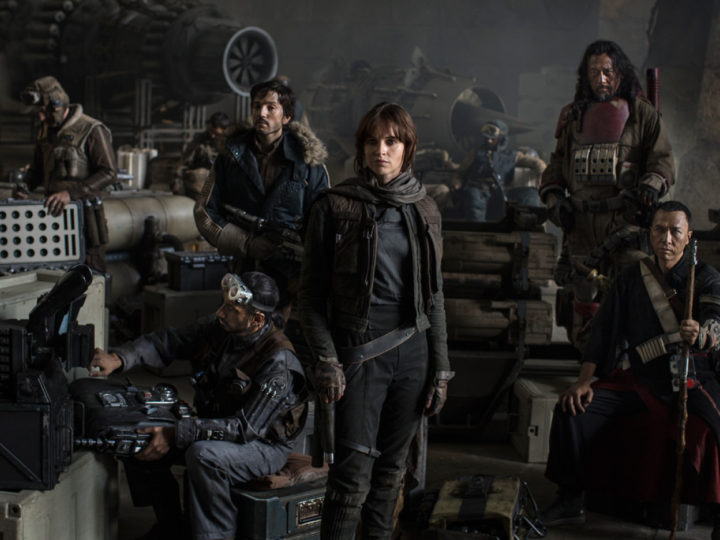 Review no Volante 18 – Rogue One