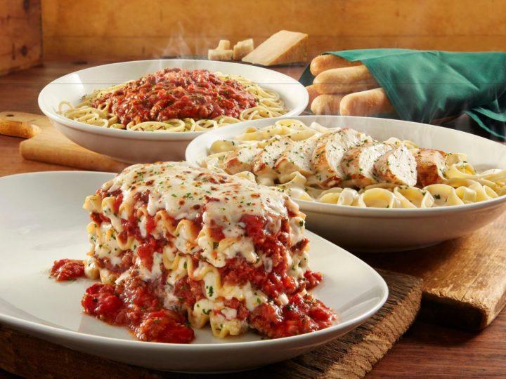 Review no Volante 32 – Um jantar no Olive Garden