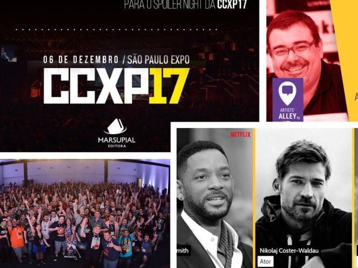 Vai ter gordo na CCXP 2017