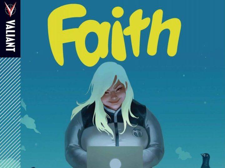 Precisamos falar sobre Faith, a super-heroína gordinha e empoderada!