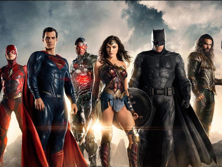 Review no Volante 48 – Liga da Justiça