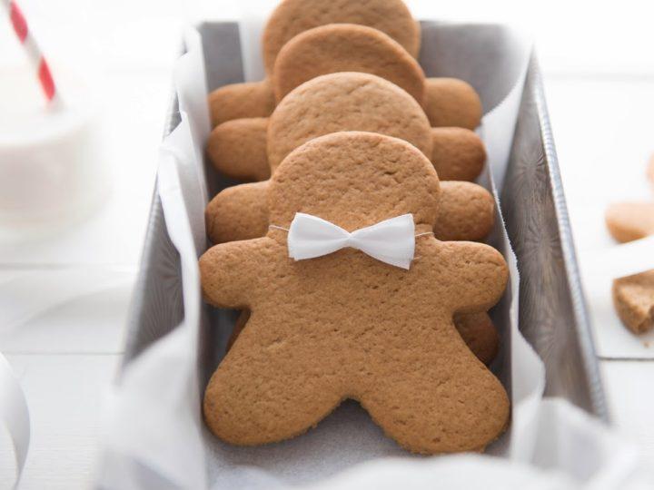 Receita: aprenda a fazer os famosos ginger cookies de Natal