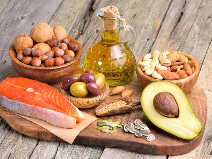 A gordura pode ser aliada da saúde!