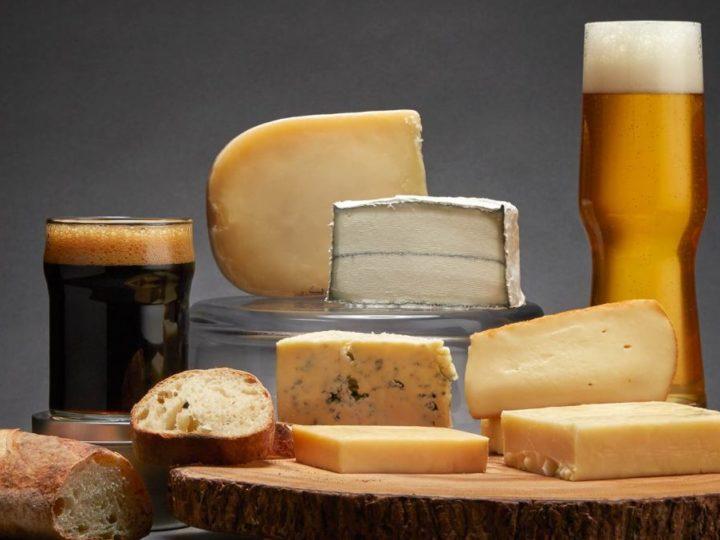 Cervejas + queijos = uma harmonização perfeita