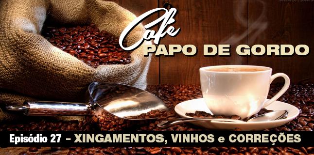 Papo de Gordo Café 27