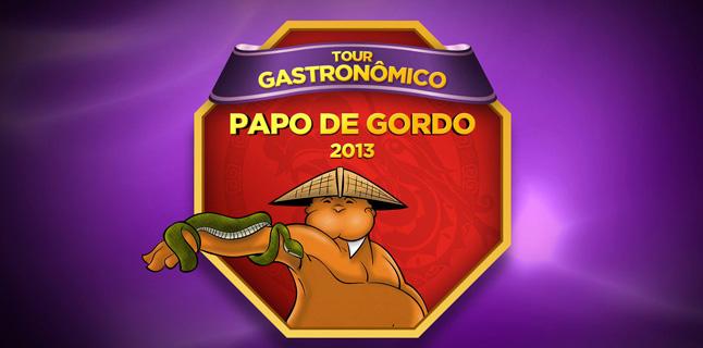 Tour Gastronômico Papo de Gordo 2013 – São Paulo