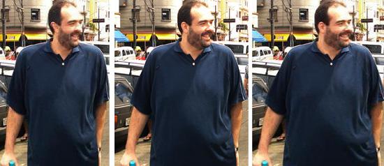 Fique mais magro (ou gordo) nas fotos