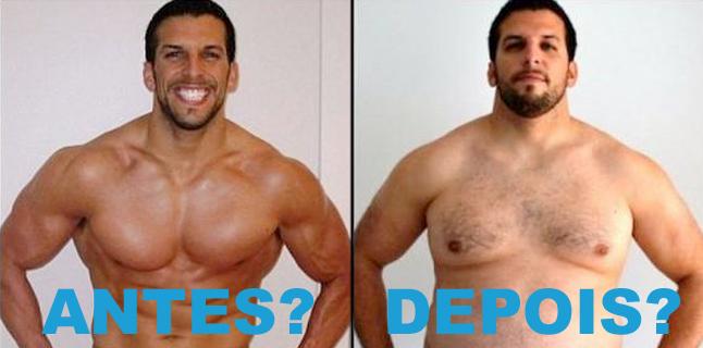 Personal trainer fica gordo para ajudar as pessoas a emagrecer!