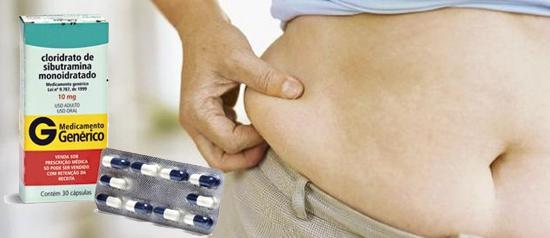 Anvisa quer proibir sibutramina e outros remédios para emagrecer
