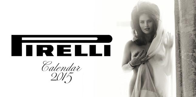 """A modelo """"plus size"""" Candice Huffine é destaque no Calendário Pirelli"""
