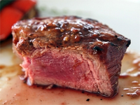 Carne bem passada