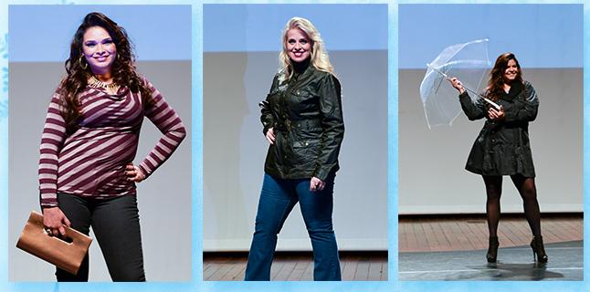 Conheça algumas peças e inspirações para quem quer estar bem vestida no Inverno de 2013. Rolou um super sentimento com estes looks do Fashion Weekend Plus Size!