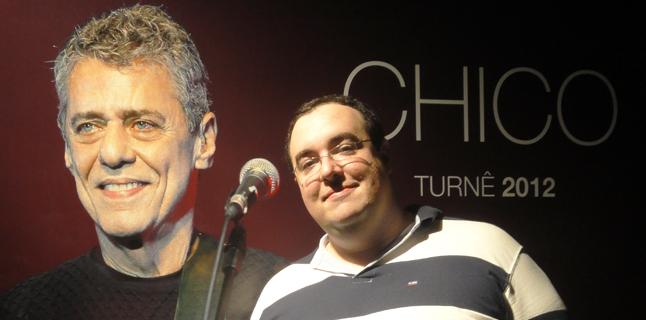 Viva Chico (ou Guia de sobrevivência para gordos em shows)