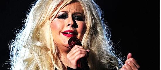 Christina Aguilera estaria com gordorexia?