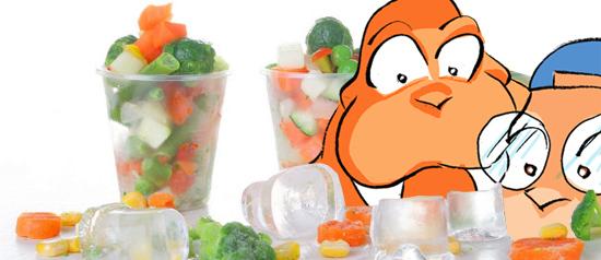 Fazer dieta não dá trabalho se você opta por comida congelada