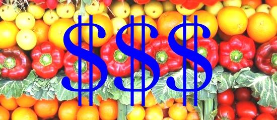 Alimentos saudáveis podem ter benefícios fiscais