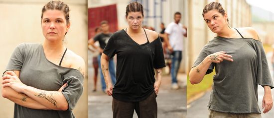 Cristiana Oliveira engorda 15kg para viver personagem em novela