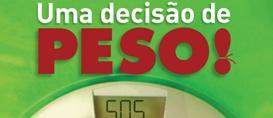 Gastroplastia: uma decisão de peso