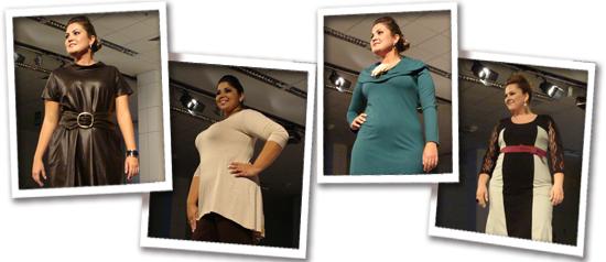 Fashion Weekend Plus Size: tendências Outono-Inverno 2011