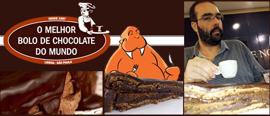 """Quer saber se """"o melhor bolo de chocolate do mundo"""" é bom mesmo?"""