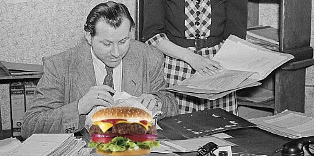 Colegas de trabalho podem atrapalhar sua dieta!