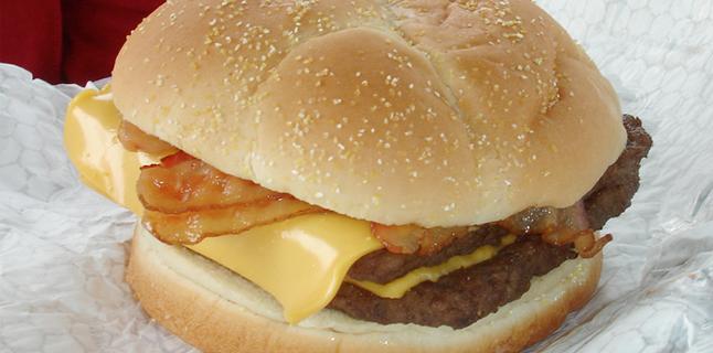 Fast-food pode causar depressão