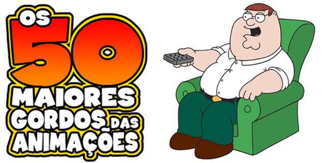 Os 50 maiores gordos das animações: Peter Griffin