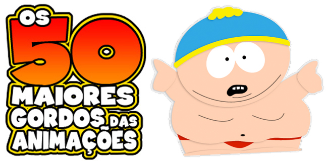 Os 50 maiores gordos das animações: Eric Cartman