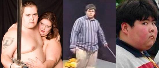 Sobre gordos e memes de internet