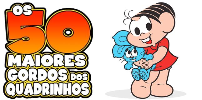 Os 50 maiores gordos dos quadrinhos (EXTRA): Mônica
