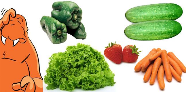 Conheça os alimentos com maior nível de contaminação por agrotóxico