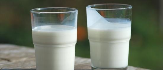 Beba mais leite!