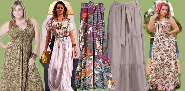 O que não pode faltar no closet de Verão – Saias e Vestidos Longos